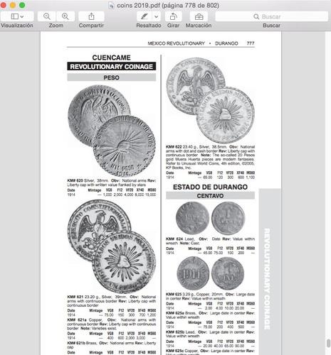 moneda catálogo 2019 north american coins & price pdf