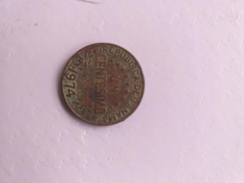 moneda centavo de panama