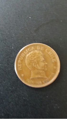 moneda chile 50 centavos 1942 (933z
