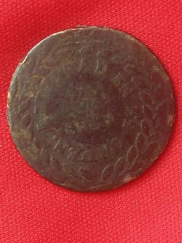 moneda cobre libertad en el orden cd 0016