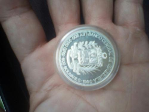 moneda coleccion jose antonio paez