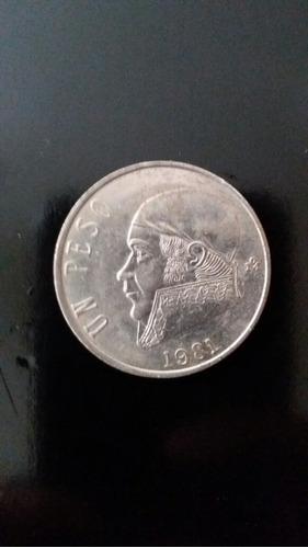 moneda coleccionable mexicana