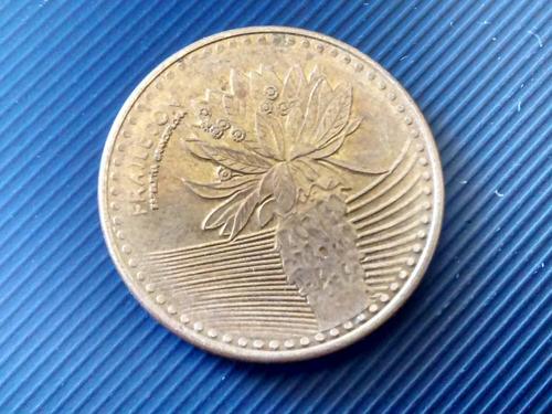 moneda colombia 100 pesos 2012 (859z