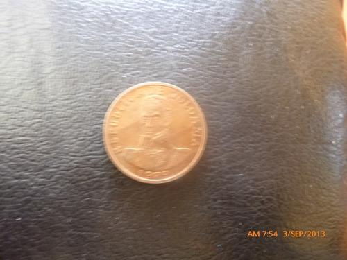 moneda colombia 2 pesos 1979 (231z