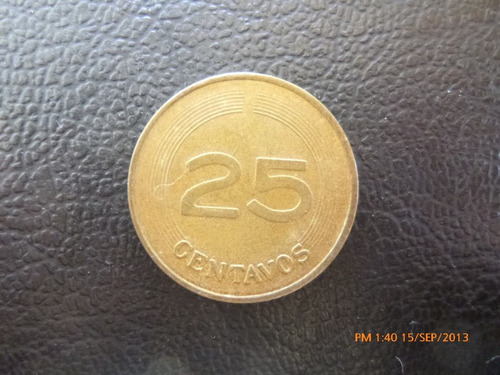 moneda colombia  25 centavos 1979(179z