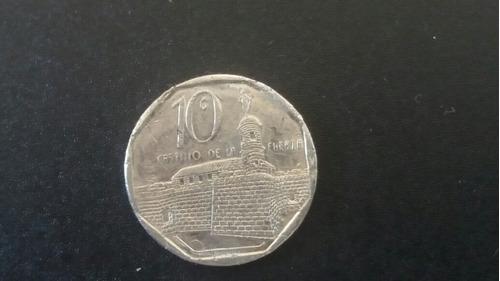 moneda cuba 10 centavos 2008 (914z