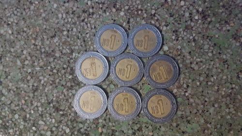 moneda de 1 nuevo peso año (1994)