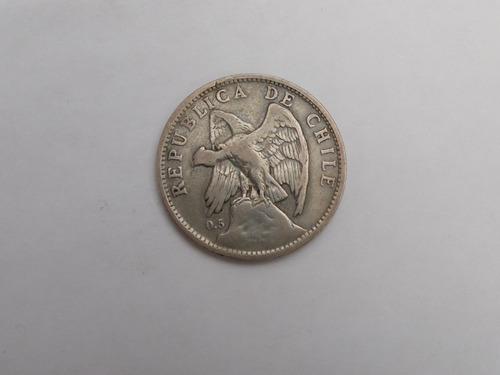 moneda de 1 peso año 1925
