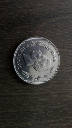moneda de 1 sucre 1986