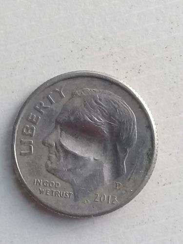 moneda de 10c