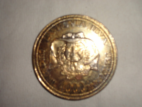 moneda de 4000 morocotas la novia ilva
