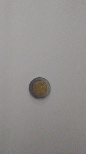 moneda de $5 aniversario de agustín iturbide