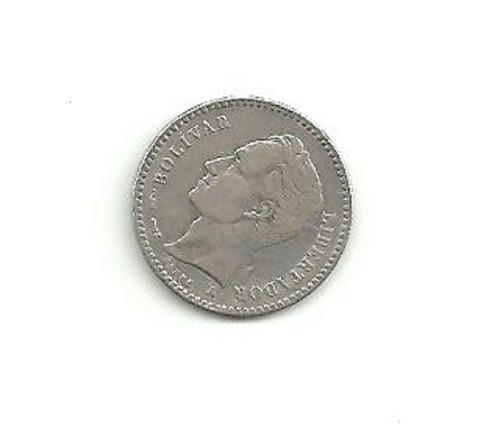 moneda de 50 centimos (1 real) - año 1893