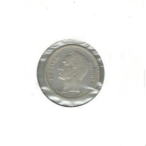 moneda de 50 céntimos (1 real) - año 1912
