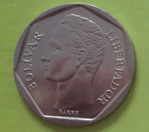 moneda de 500 bolívares de 1998