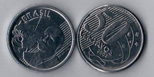 moneda de brasil
