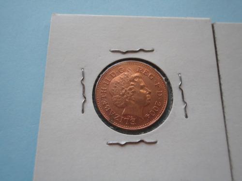 moneda de cobre 2004