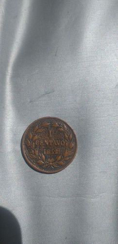 moneda de colección, 1 centavo de 1852