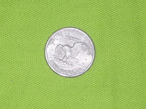 moneda de colección de un dolar