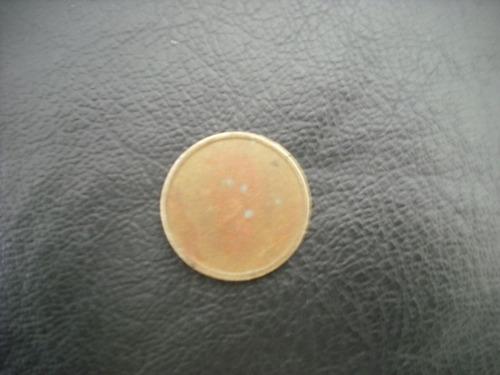 moneda de  cospel con prueba loewen