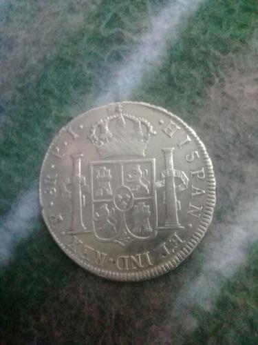 moneda de españa del año 1815 esta moneda es (rara)