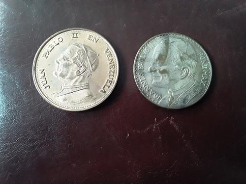 moneda de juan pablo ii