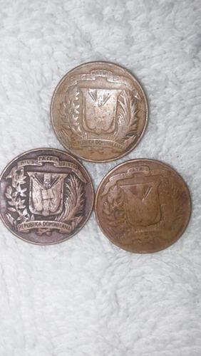 moneda de la era de trujillo centavo de palmita fechas difer
