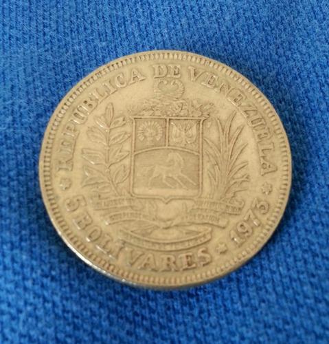 moneda de níquel 1973 ( bs.5)