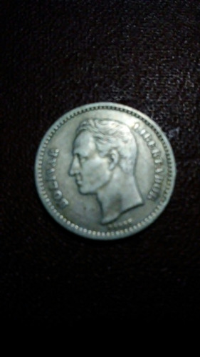 moneda de plata (2.5 gramos )  real 1946. excelente
