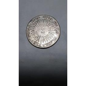 Moneda De Plata De 2 Reales De 1813