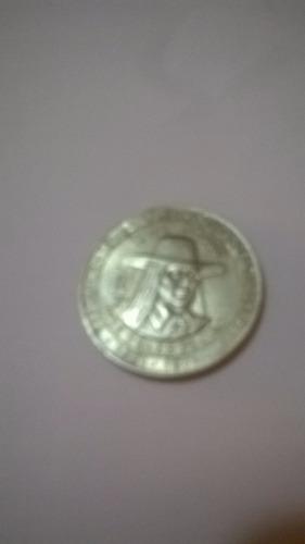 moneda de tupac amaru de 10 soles del sesquicentenario