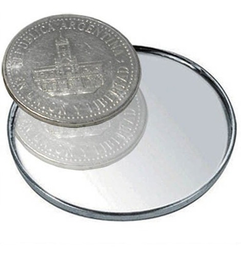 moneda doble dorso pesos argentinos magia / alberico magic