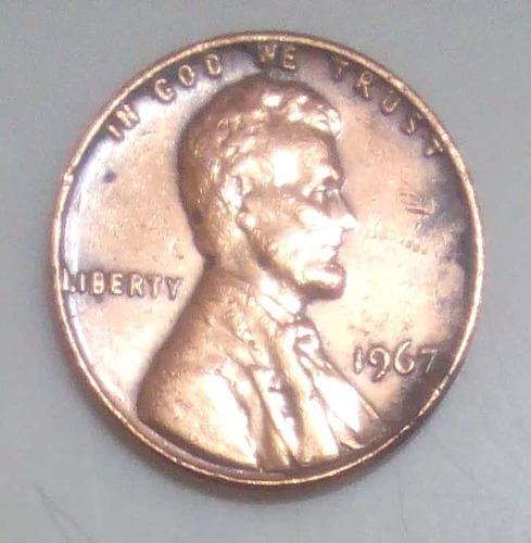 moneda ee.uu. de colección, año 1967