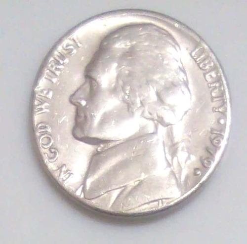 moneda ee.uu. de colección, año 1979