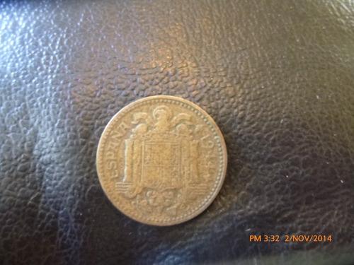 moneda españa 1 peseta 1944 (b6
