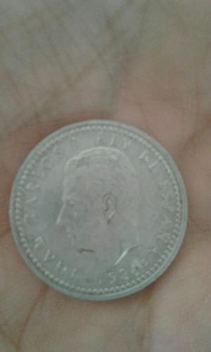 moneda españa 1 peseta 1986