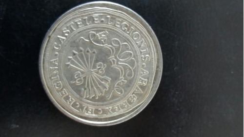 moneda españa 4 reales 1506 replica (890z