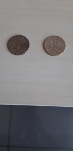 moneda española 1 peseta, 1944