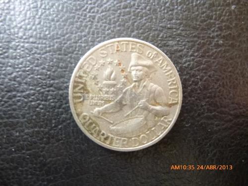 moneda estados unidos 1 /4   dollar bicentenario -1976 (678z