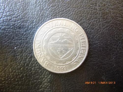 moneda  filipinas 1 piso  1993 jose rizal (238z