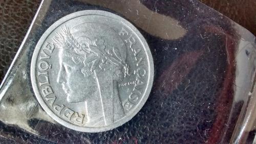 moneda francia - 2 francs 1947 (428z