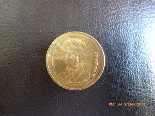 moneda grecia 20 drachmai 1990  (dionysos solomos)(2z
