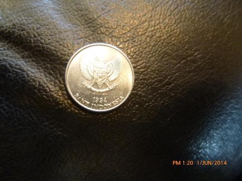 moneda indonesia 25 rupiah 1994 (52z