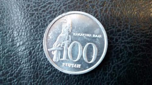 moneda indonesia 500 rupias 1999 (z423