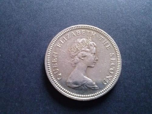 moneda islas falkland 10 centavos 1998 níquel (c 1 classic)