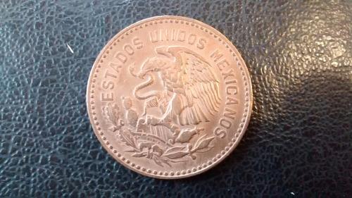 moneda mexico 50 centavos 1959 (z301