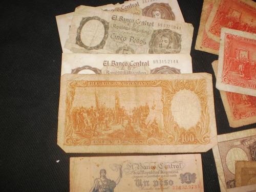 moneda nacional billetes