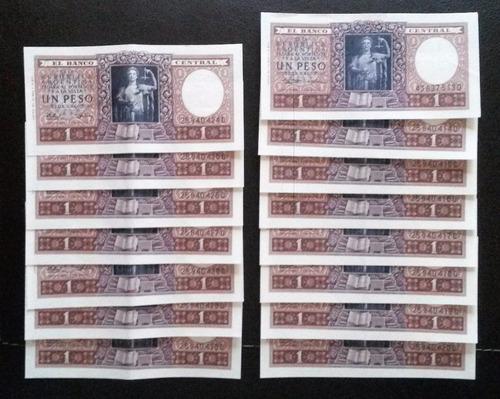 moneda nacional billetes peso