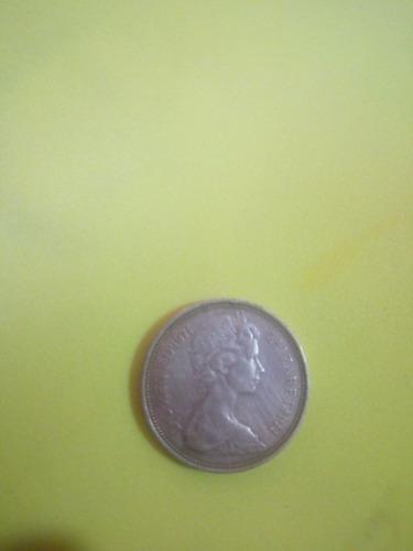 moneda new pence 2 1971