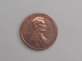 Moneda One Cent 1990 Am Separada